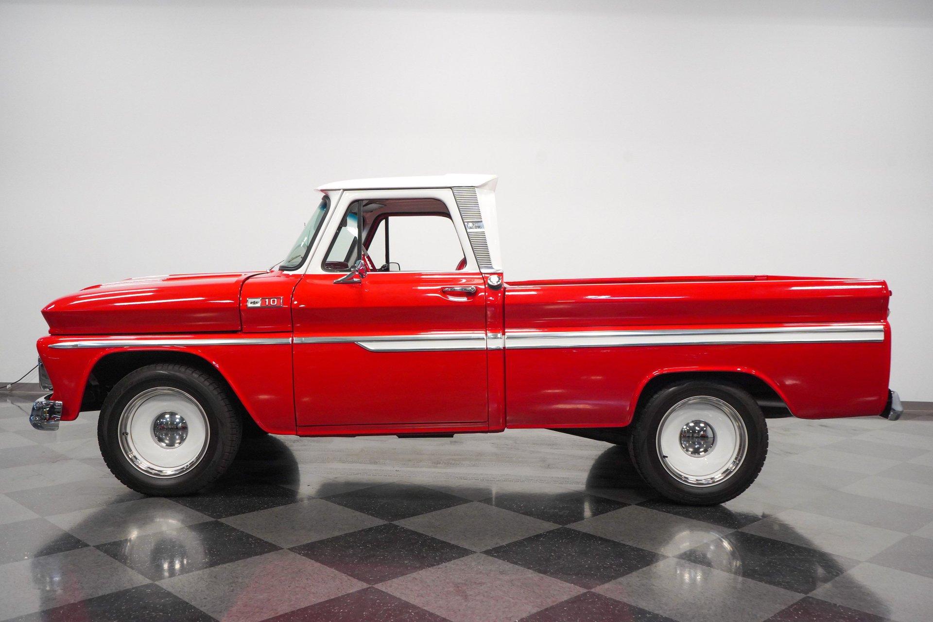 1965 chevrolet c10 restomod