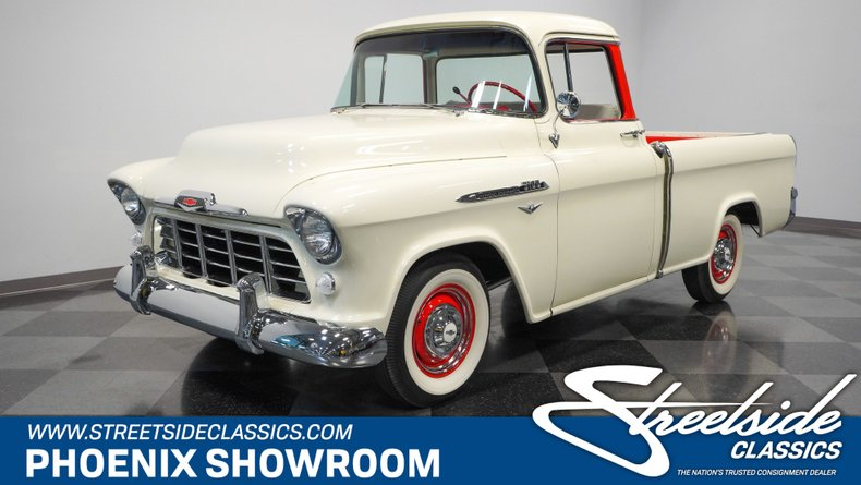 For Sale: 1956 Chevrolet Cameo