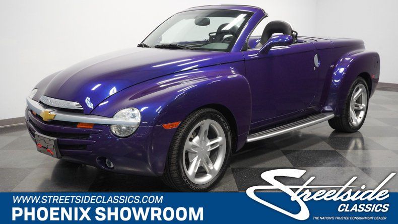 For Sale: 2004 Chevrolet SSR
