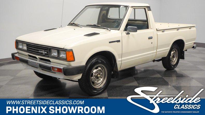 For Sale: 1982 Datsun 720