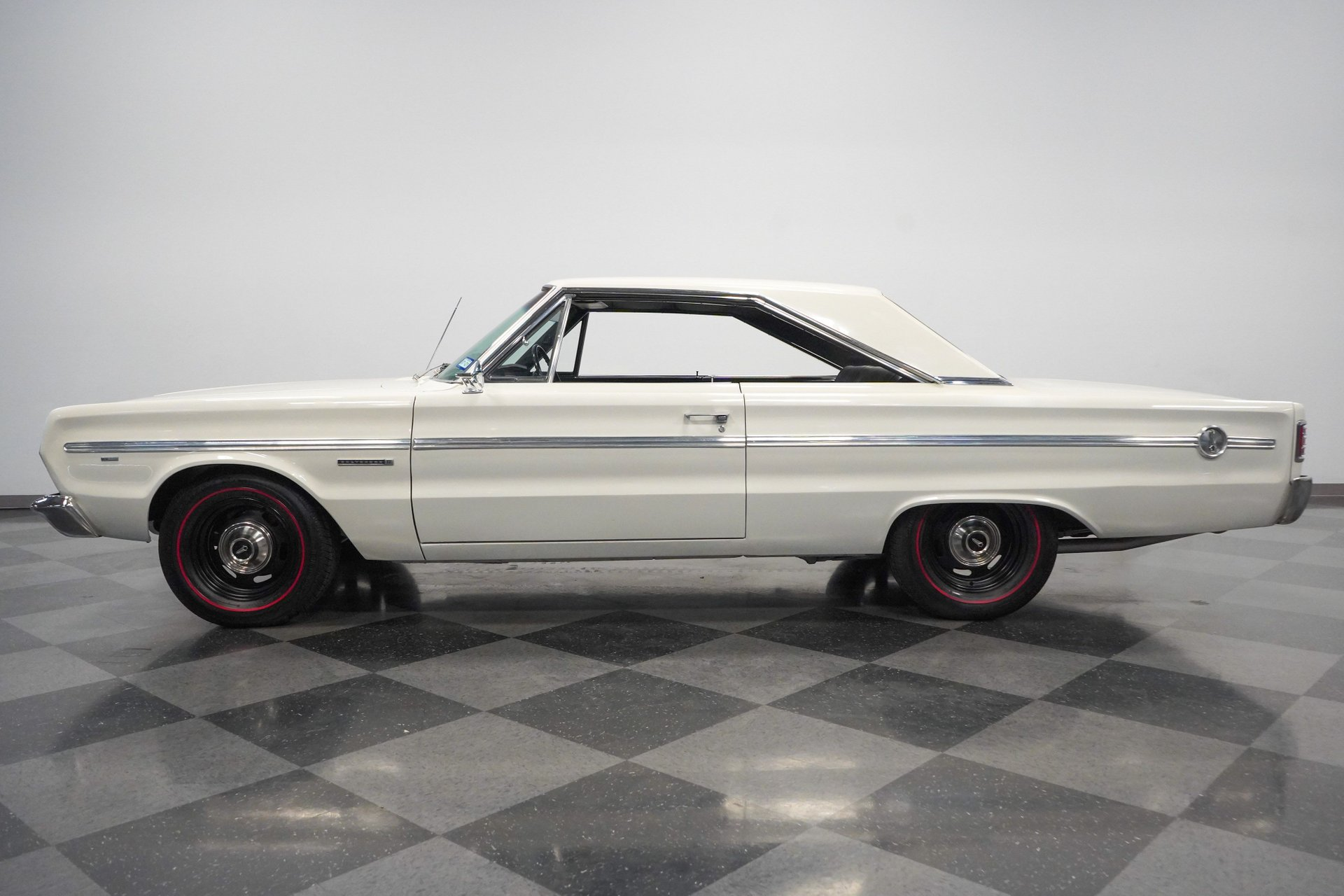 1966 plymouth belvedere ii 440