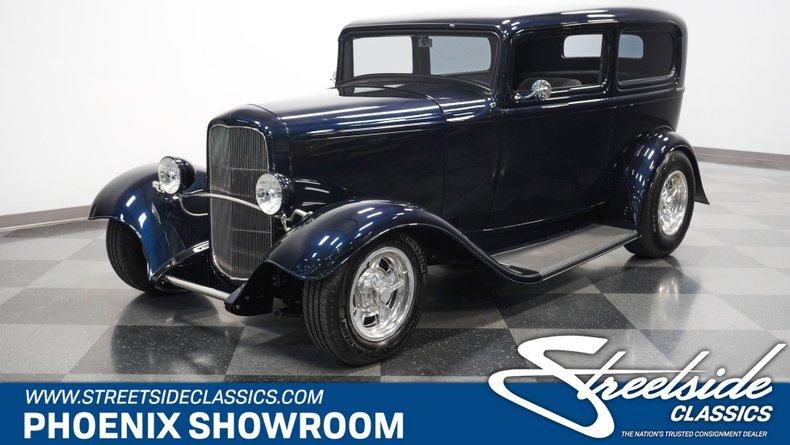 For Sale: 1932 Ford Tudor