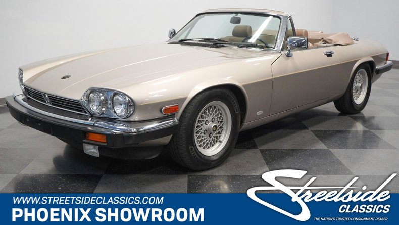 For Sale: 1988 Jaguar XJS