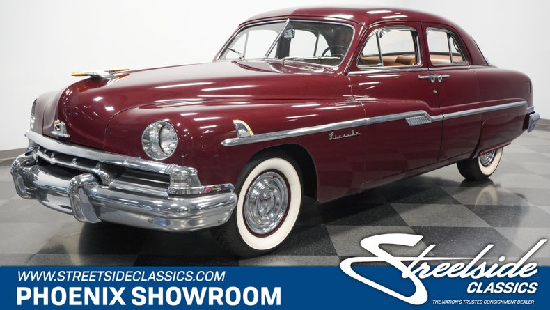 For Sale: 1951 Lincoln Sedan