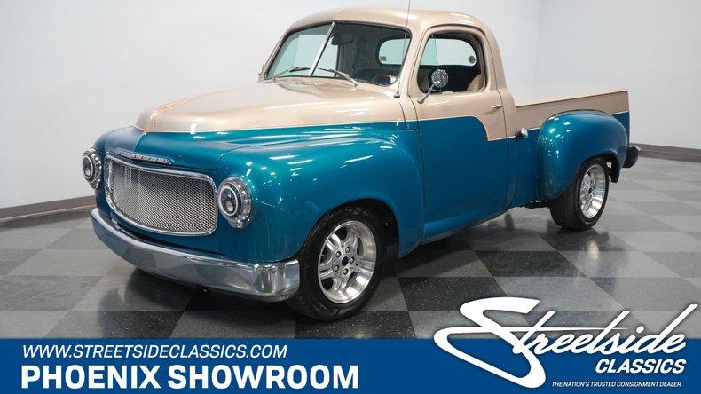 For Sale: 1953 Studebaker 2R5