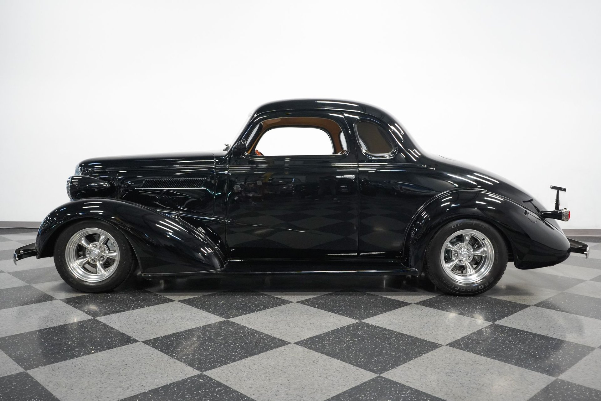 1937 chevrolet coupe streetrod