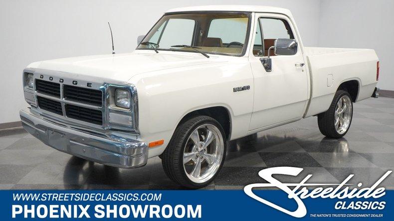 For Sale: 1992 Dodge Ram