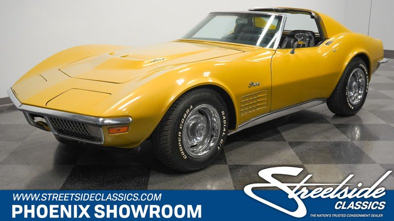For Sale: 1971 Chevrolet Corvette