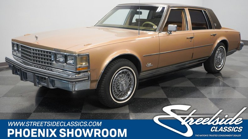 For Sale: 1976 Cadillac Seville