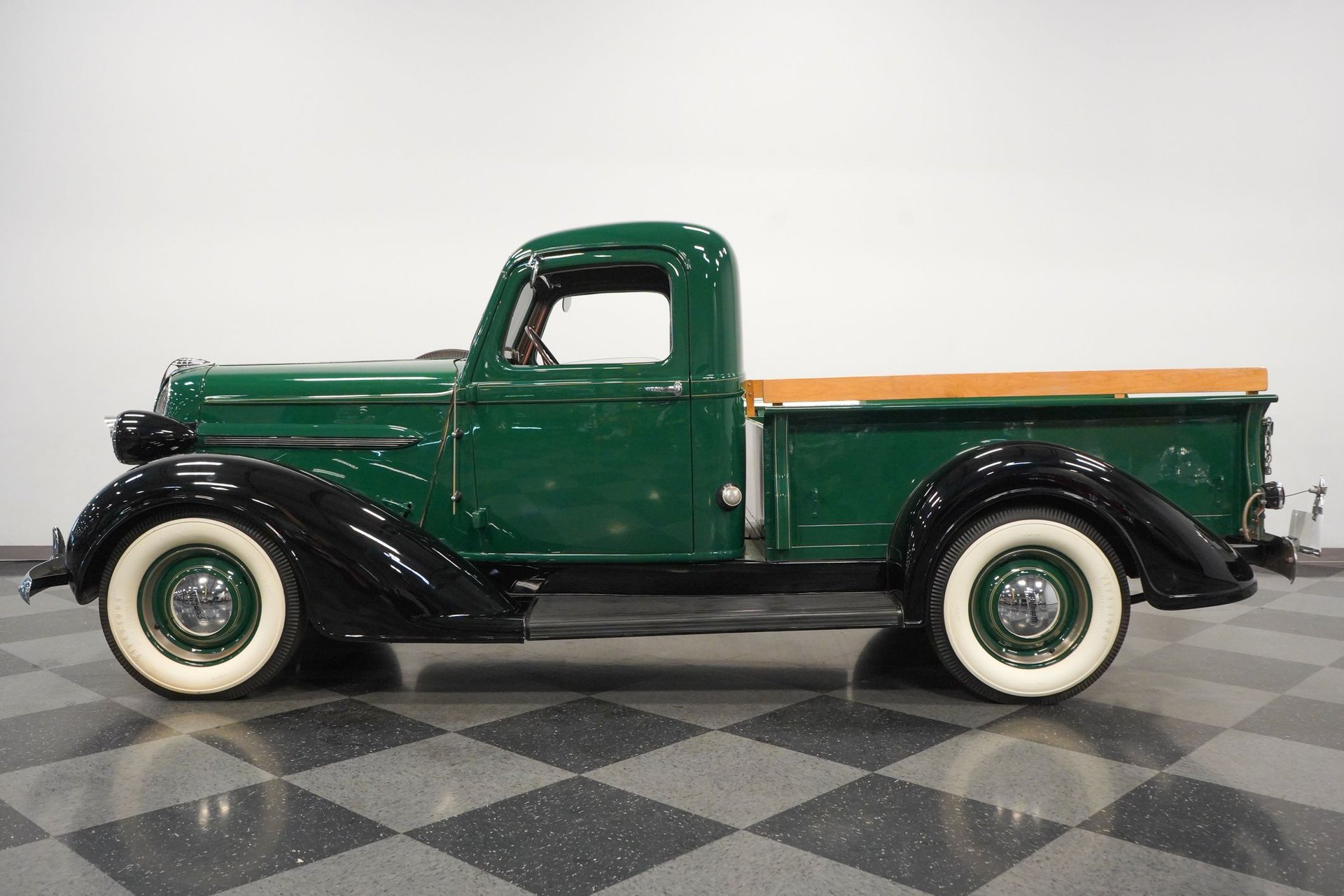 1937 plymouth pt 50 pickup