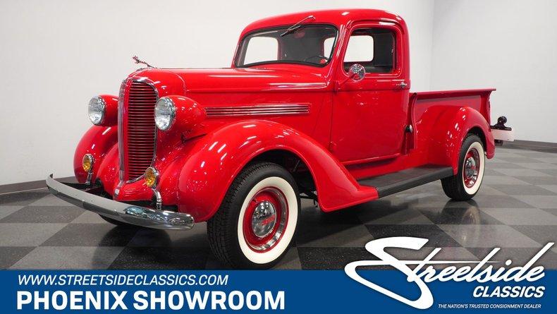 For Sale: 1938 Dodge Pickup