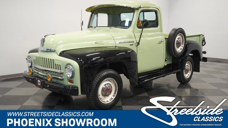 For Sale: 1952 International L110 Pickup
