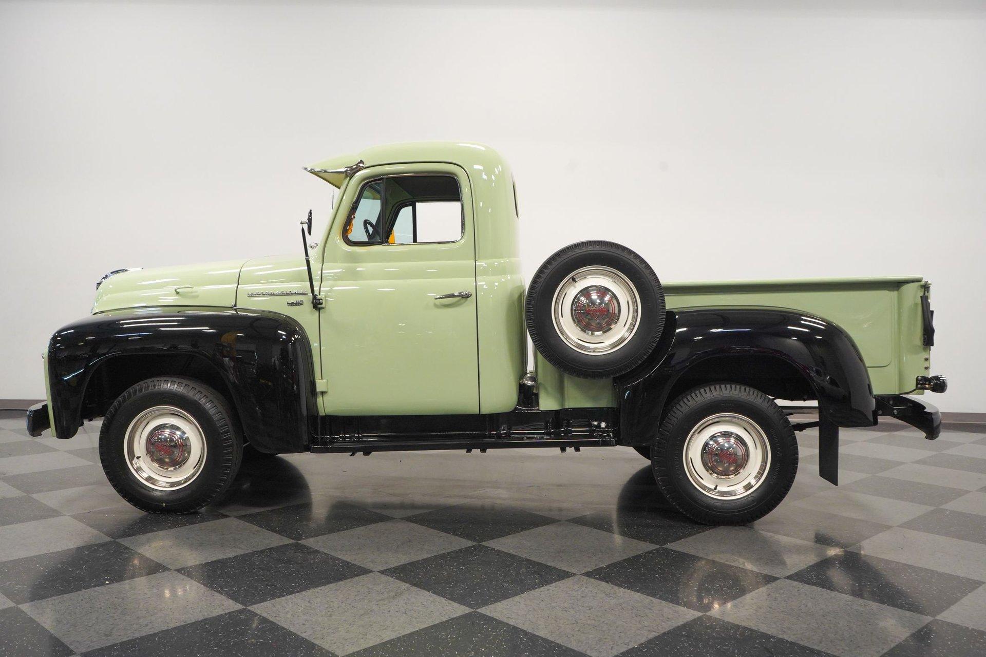 1952 international l110 pickup 1 2 ton