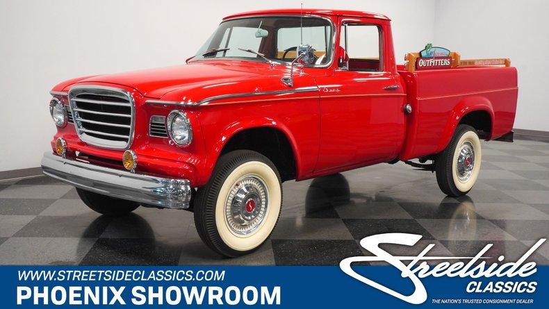 For Sale: 1961 Studebaker Champ