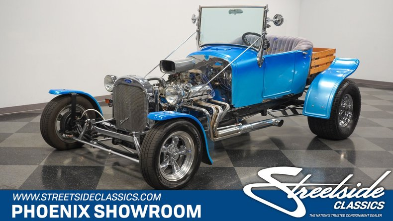 For Sale: 1927 Ford T-Bucket