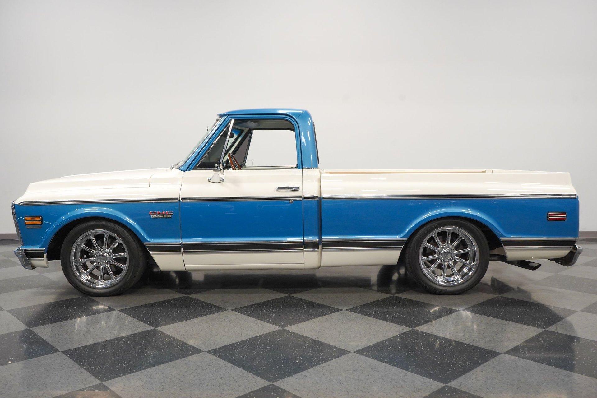 1972 gmc c1500 super custom