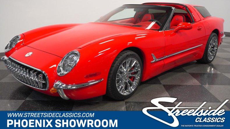For Sale: 2004 Chevrolet Corvette