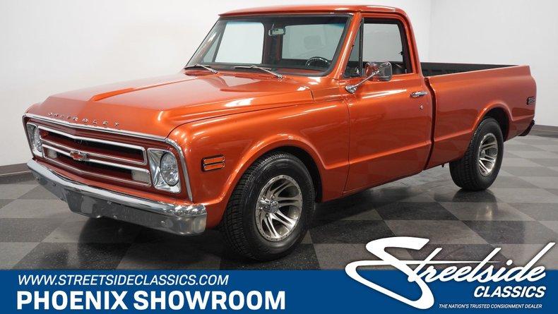 For Sale: 1969 Chevrolet C10
