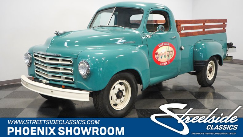 For Sale: 1953 Studebaker 2R11