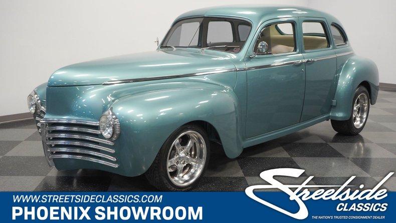 For Sale: 1941 Chrysler Royal