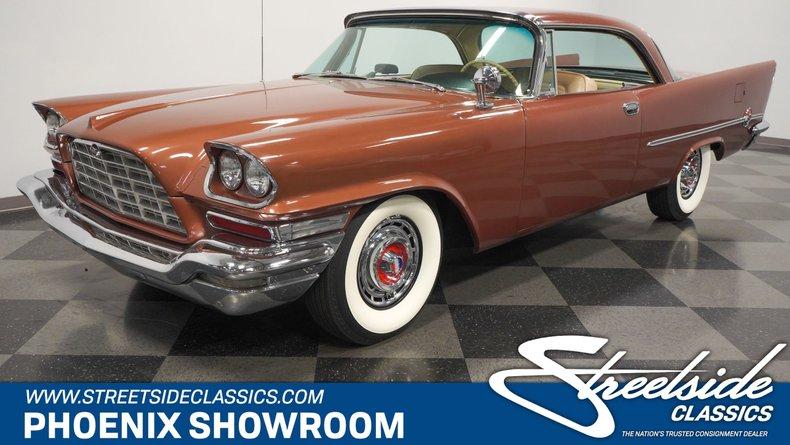 For Sale: 1957 Chrysler 300C