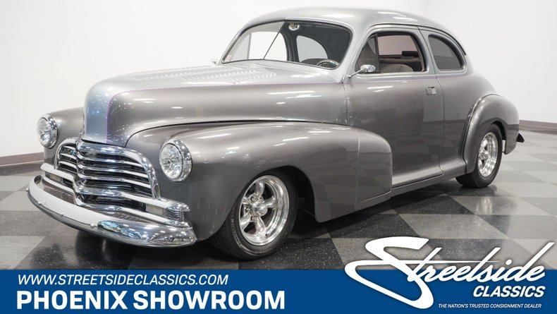 For Sale: 1946 Chevrolet Coupe