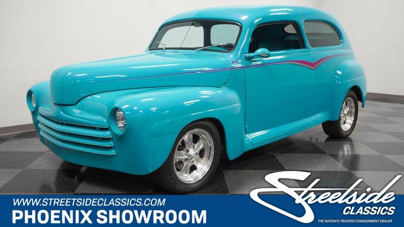 For Sale: 1947 Ford Sedan