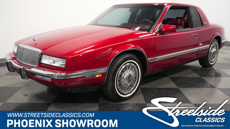 For Sale: 1990 Buick Riviera