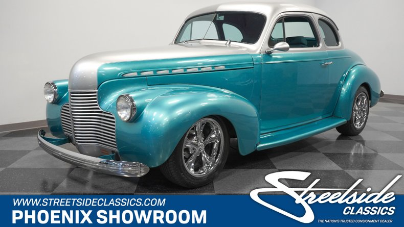 For Sale: 1940 Chevrolet Coupe