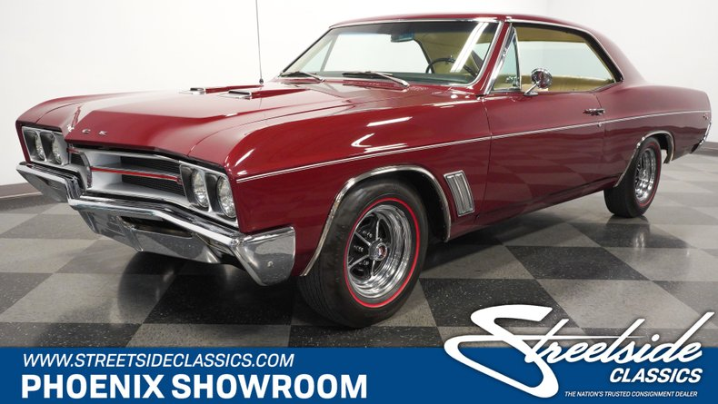 For Sale: 1967 Buick GS