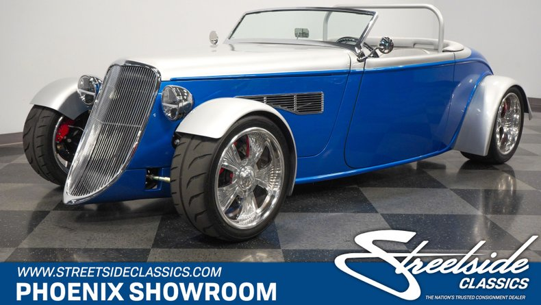For Sale: 1933 Factory Five Roadster