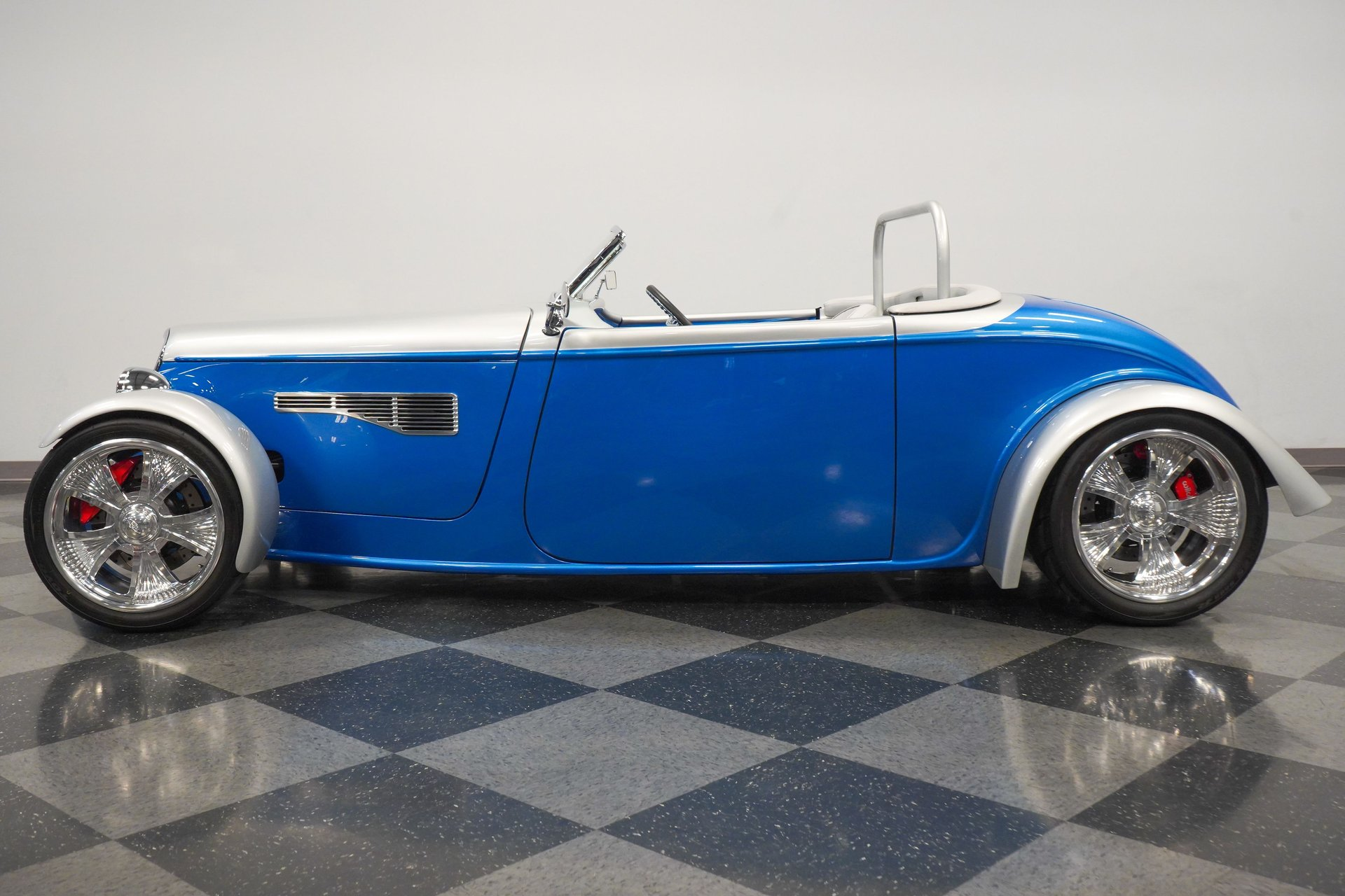1933 factory five roadster