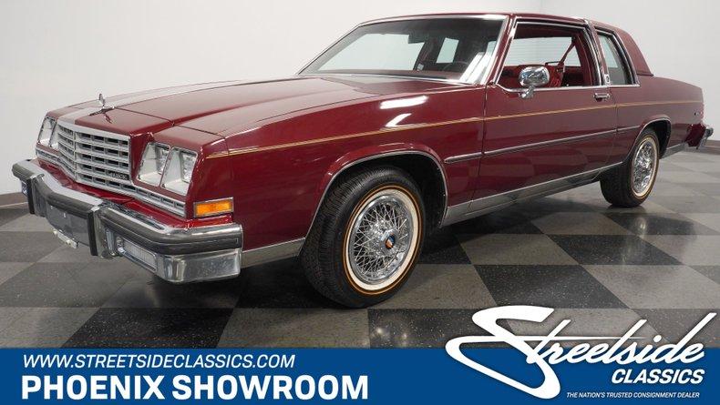 For Sale: 1981 Buick LeSabre