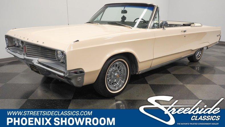 For Sale: 1968 Chrysler Newport