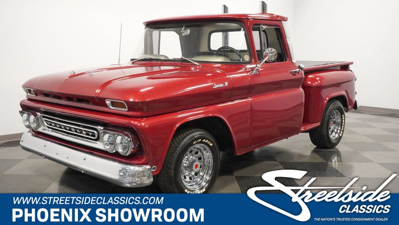 For Sale: 1961 Chevrolet C10