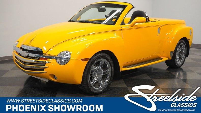 For Sale: 2006 Chevrolet SSR