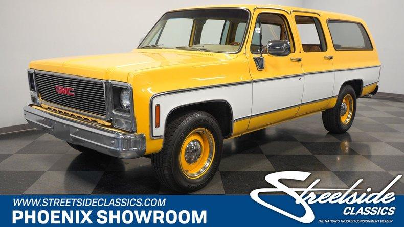 For Sale: 1979 GMC Suburban