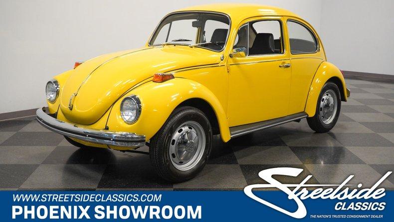 For Sale: 1972 Volkswagen Super Beetle