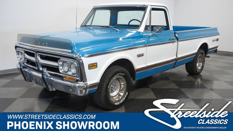 For Sale: 1972 GMC C1500