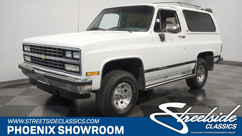 For Sale: 1989 Chevrolet Blazer