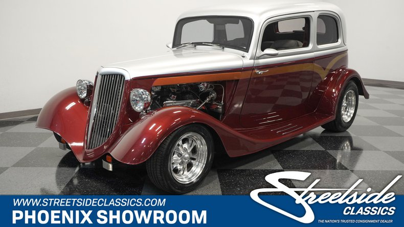 For Sale: 1933 Ford 5-Window