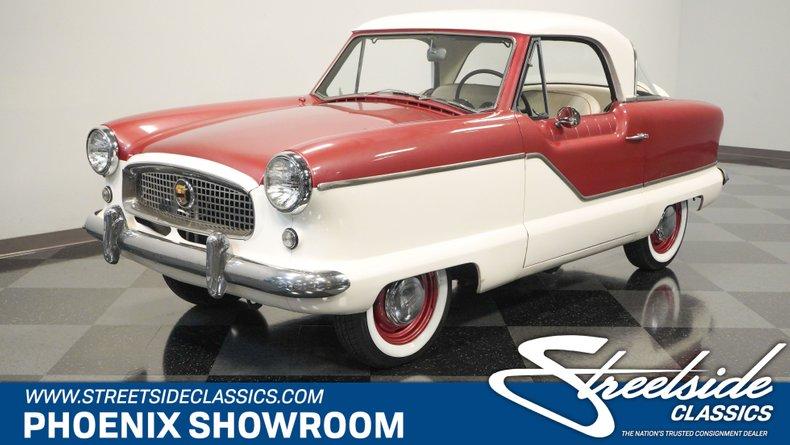 For Sale: 1960 Nash Metropolitan