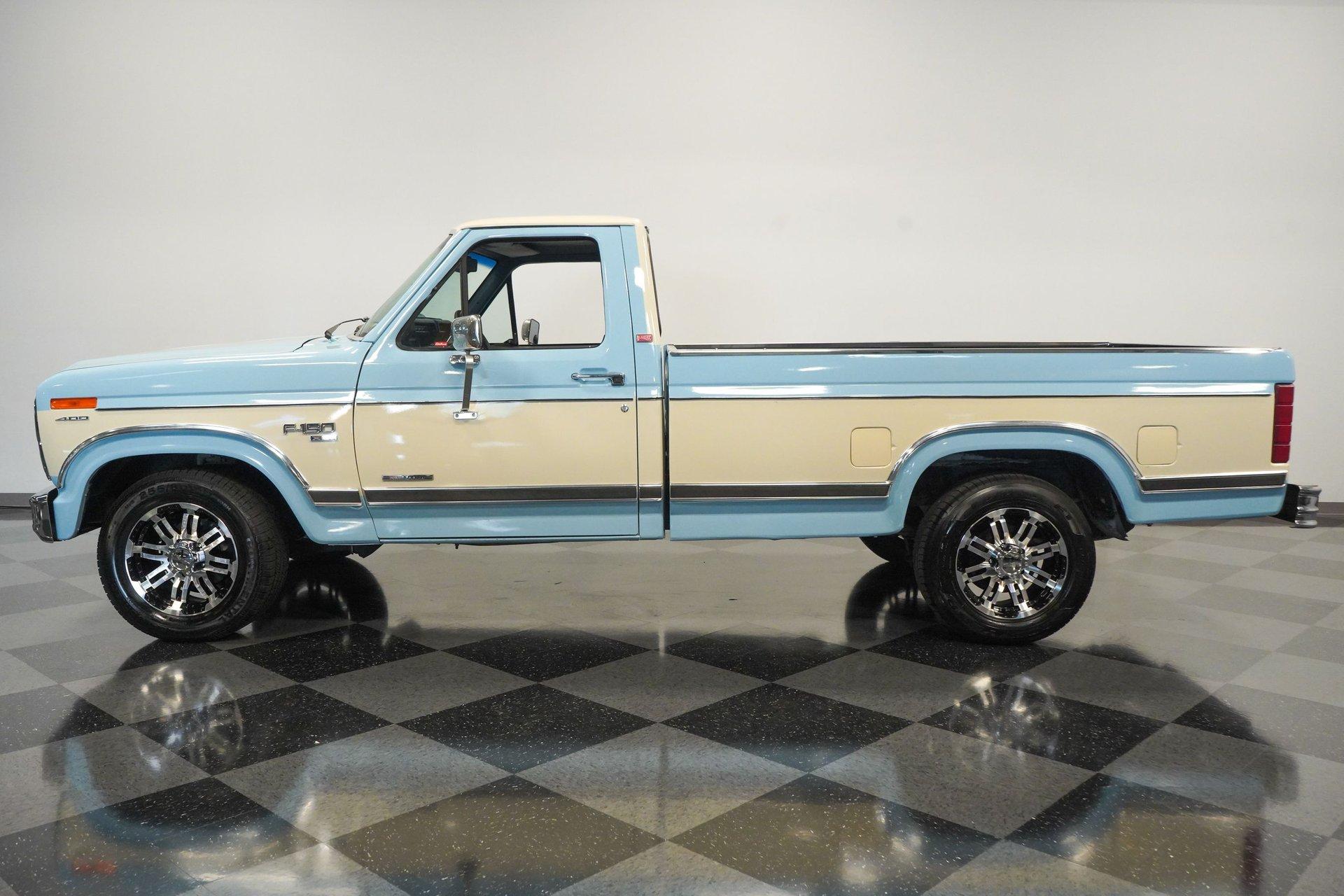 1986 ford f 150 lariat