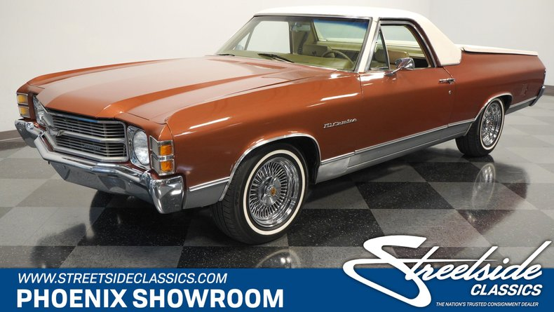 For Sale: 1971 Chevrolet El Camino
