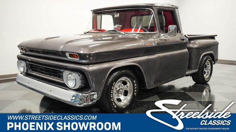 For Sale: 1962 Chevrolet C10