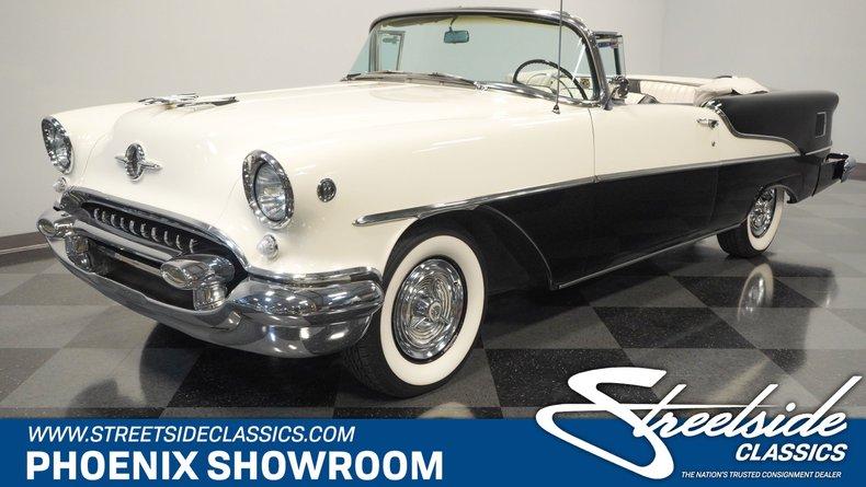 For Sale: 1955 Oldsmobile Super 88