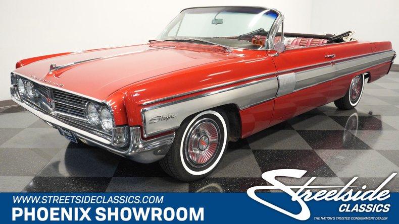For Sale: 1962 Oldsmobile Starfire