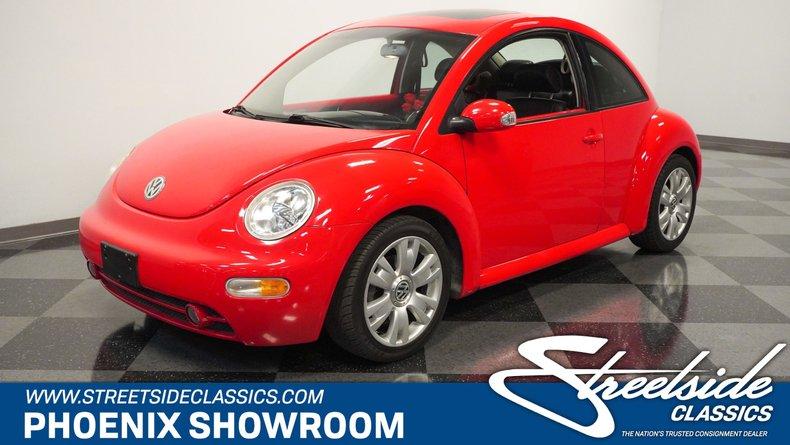 For Sale: 2003 Volkswagen New Beetle