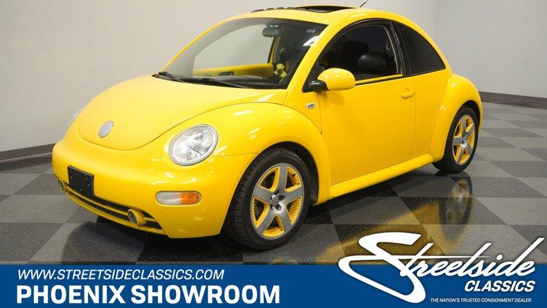 For Sale: 2002 Volkswagen New Beetle