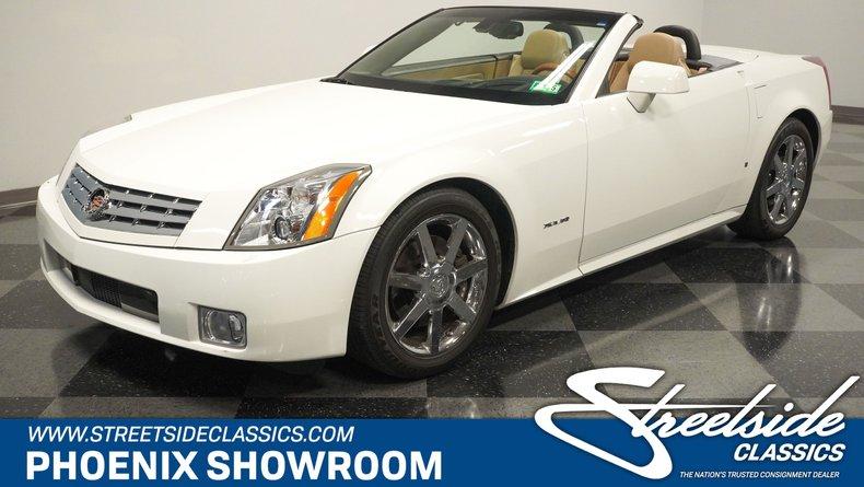 For Sale: 2008 Cadillac XLR
